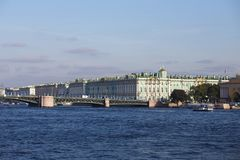 Hermitage Royalty Free Stock Images
