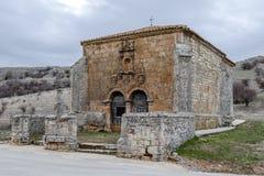 Ermita del Humilladero in Medinaceli. Soria. Spain. Hermitage, of the Humilladero in Medinaceli. Soria Castilla-Leon Spain Royalty Free Stock Images