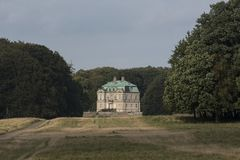 The Hermitage, Hunting Lodge Royalty Free Stock Images