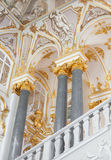 The Hermitage interior Royalty Free Stock Photography