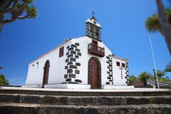 Hermitage at La Palma Royalty Free Stock Images