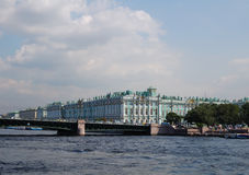 Hermitage Museum Royalty Free Stock Photography