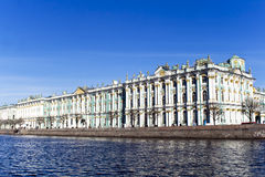 The Hermitage Museum Stock Photography