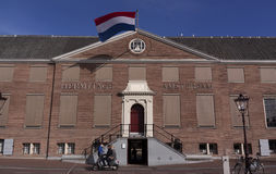 Hermitage museum in Amsterdam Royalty Free Stock Images