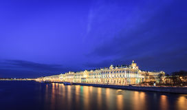 Hermitage Museum, Saint Petersburg Russia Stock Photography