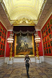 Hermitage Museum stock photography