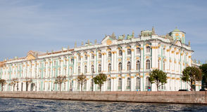 Hermitage Museum, St. Petersburg, Russia Royalty Free Stock Photography