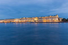 Hermitage Museum at St.Petersburg, Russia Royalty Free Stock Photography