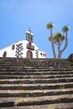 Hermitage of Nuestra Senora de La Concepcion Stock Image