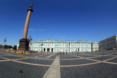 Hermitage, Palace Square Stock Photography