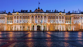 Hermitage on Palace Square, St. Petersburg Stock Photography