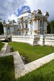 Hermitage pavilion. Catherine Park. Pushkin (Tsarskoye Selo). Petersburg Royalty Free Stock Photo