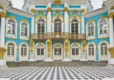 Hermitage Pavilion Stock Photography