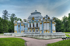 The Hermitage pavilion Royalty Free Stock Images