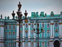 Hermitage Royalty Free Stock Photos
