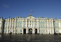 Hermitage in Saint Petersburg. Russia Stock Photo
