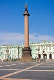 Hermitage in Saint Petersburg Stock Photo