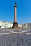 Hermitage in Saint Petersburg Stock Photos