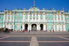 Hermitage in Saint Petersburg Stock Image