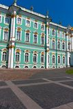 Hermitage in Saint Petersburg Stock Images