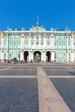 Hermitage in Saint Petersburg Royalty Free Stock Photography