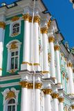 Hermitage in Saint Petersburg Stock Photography