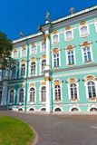 Hermitage in Saint Petersburg Royalty Free Stock Photos
