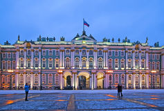 Hermitage. Saint-Petersburg. Russia Stock Images