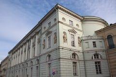 Hermitage Saints Petersburg .Russia royalty free stock photos