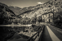The Hermitage of San Domenico, Italy Stock Images