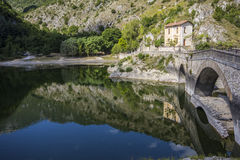 The Hermitage of San Domenico, Italy Royalty Free Stock Photography