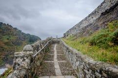 Hermitage of San Juan de Gaztelugatxe Royalty Free Stock Images