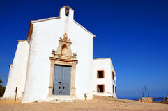 Hermitage of Santa Lucia, Alcocebre, Spain royalty free stock photos