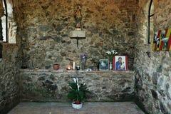 Hermitage of Santa María de Montnegre-Barcelona Royalty Free Stock Images