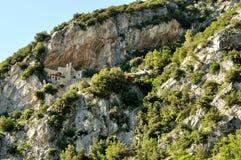 Hermitage Santa Maria Giacobbe Royalty Free Stock Photography