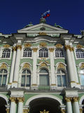 Hermitage, St.Petersburg. Winter Palace - Hermitage museum in St.Petersburg, Russia royalty free stock photos