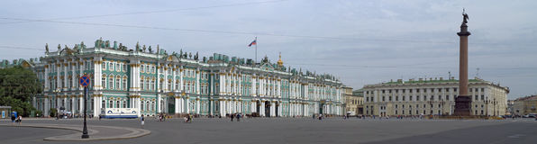 Hermitage, St.Petersburg Royalty Free Stock Photography