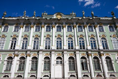 Hermitage in st. petersburg Stock Photo