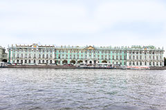 The Hermitage, St. Petersburg Royalty Free Stock Photos