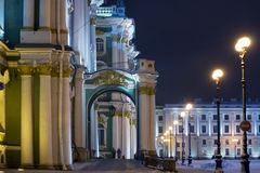 Hermitage, St.Petersburg, Russia Royalty Free Stock Photography