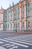 Hermitage and Winter Palace Royalty Free Stock Image