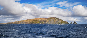 Hermite wyspy, Tierra Del Fuego, Chile Obraz Stock