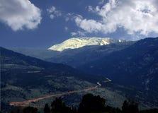 Hermon mountain.  Israel Royalty Free Stock Photography