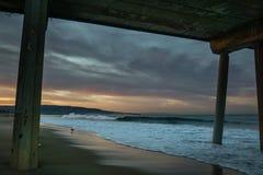 Hermosa Beach Pier Stock Photography