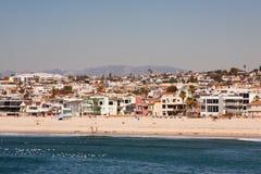Hermosa-Strand-Landschaft lizenzfreie stockbilder