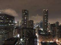 Hermosa vista de Chicago imágenes de archivo libres de regalías