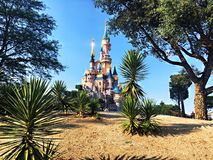 Hermosa vista de Europa Francia París fotos de archivo libres de regalías