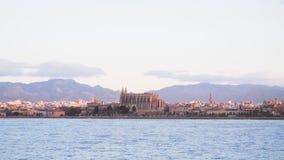 Hermosa vista de la arquitectura de Italia del mar existencias Mar, sol, Italia almacen de video