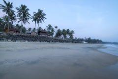 Hermosa vista en el océano en la India Fotografía de archivo