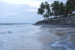 Hermosa vista en el océano en la India Fotos de archivo libres de regalías